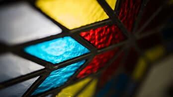 Creazione di vetrate
