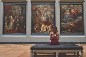 arta in vremea crizei