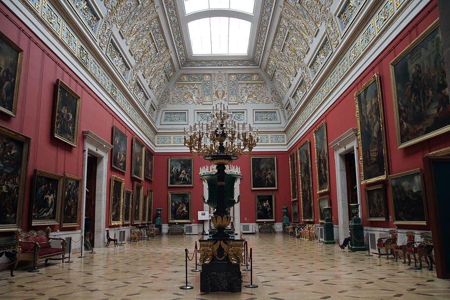 Muzeul Hermitage din Rusia cere sprijin din partea statului News