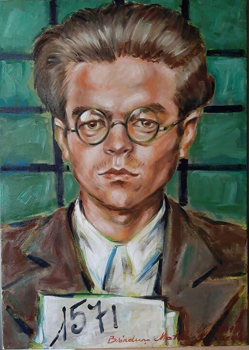 Detinut politic (Virgil Maxim, generatia 1948) Galerie, Pictura
