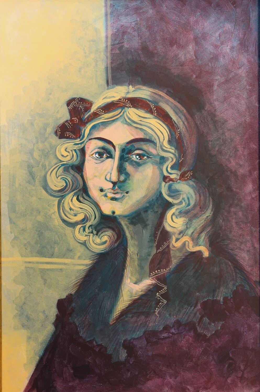 Duhul ei Galerie, Pictura