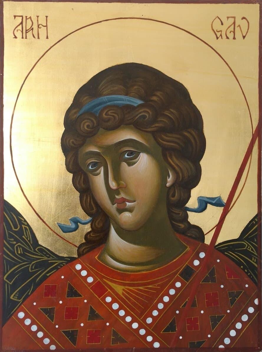 Sfântul Arhanghel Gavriil Galerie, Icoane