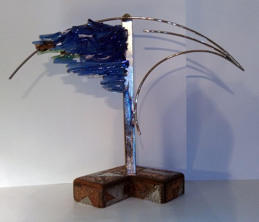 Întrupare Galerie, Sticla   Vitralii