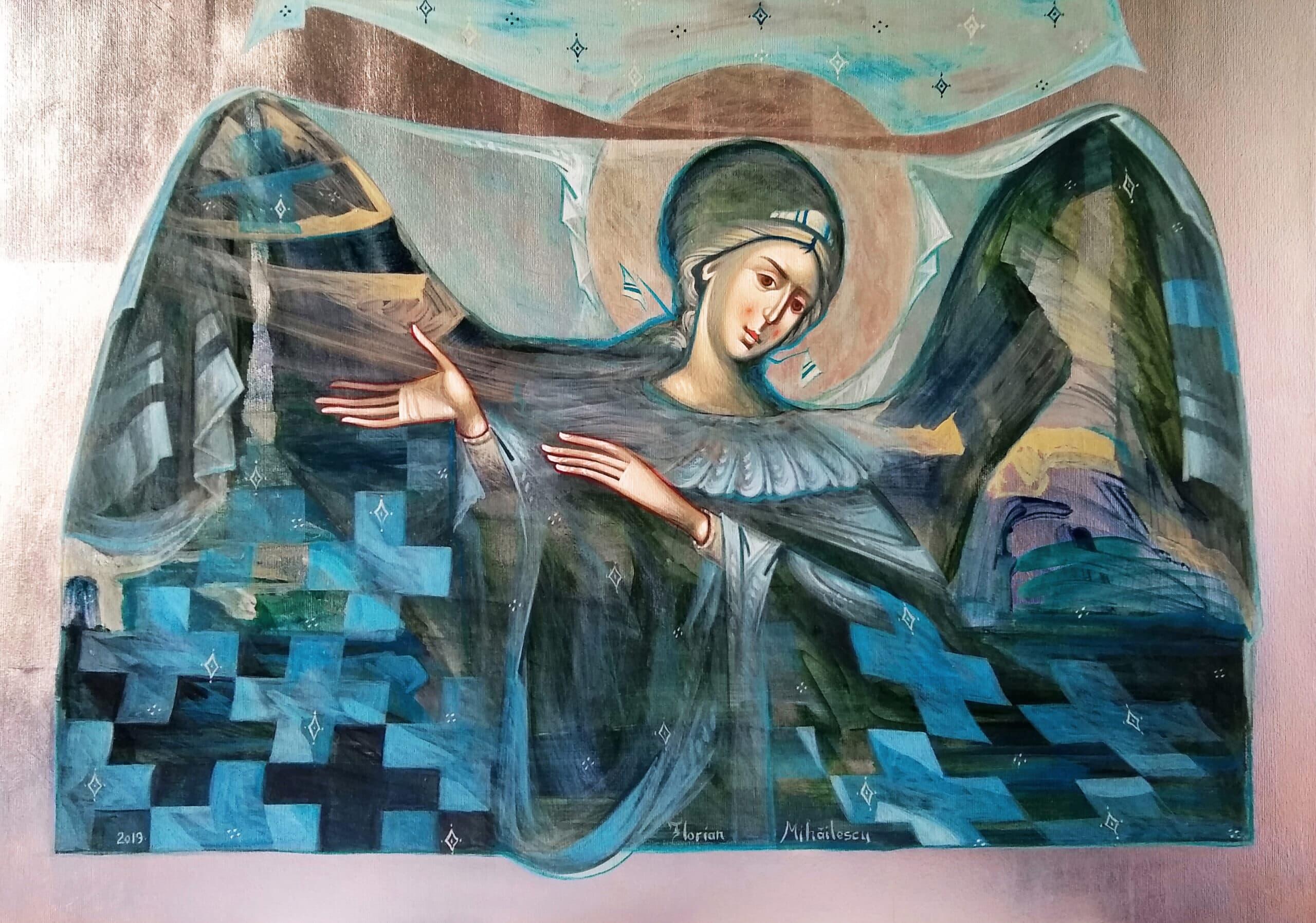 Făcut-ai luna spre vremi Arta religioasa, Galerie, Grafica
