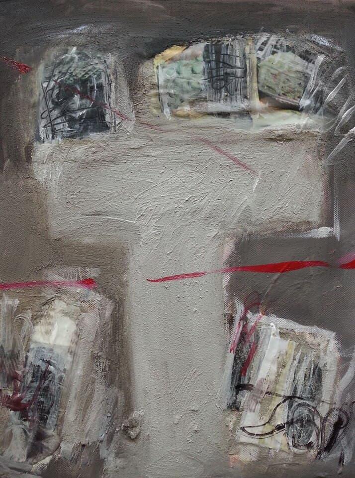 Materia Convulsica Galerie, Pictura