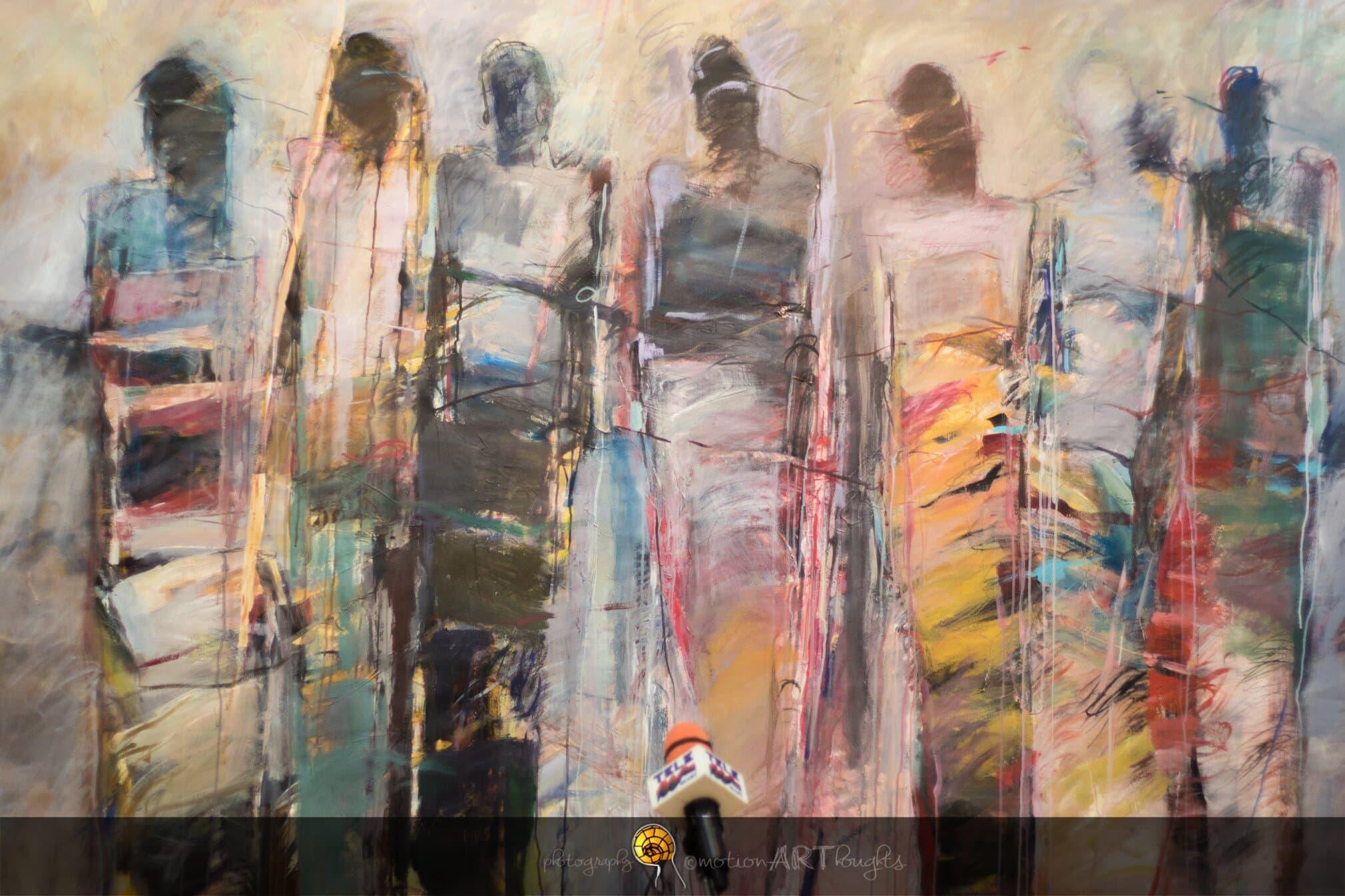 Materia Convulasiva Galerie, Pictura