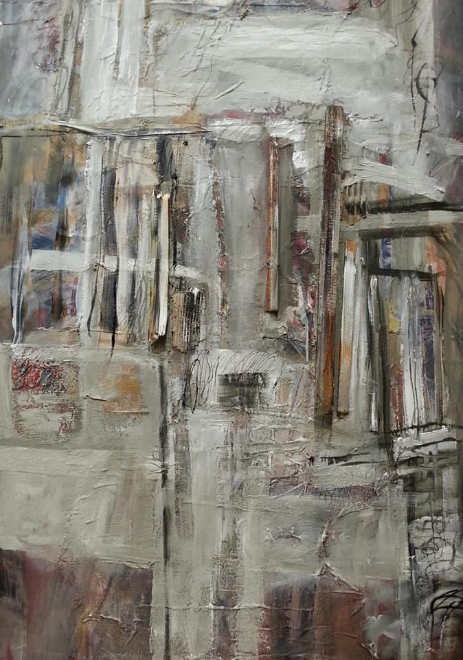 Materia Convulsiva Galerie, Pictura