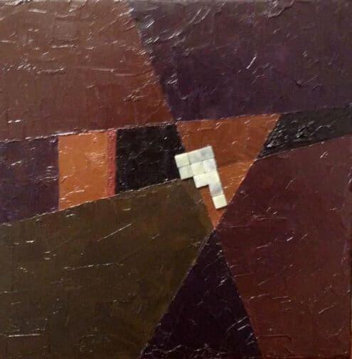 Stare VIII Galerie, Tehnica mixta