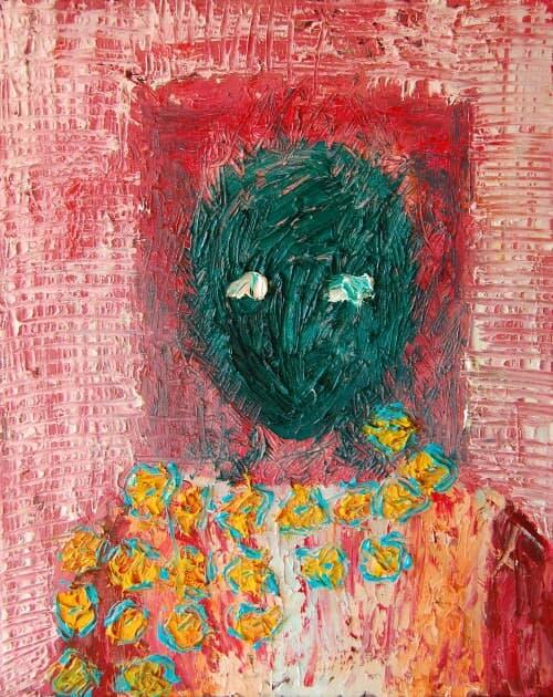 Portret Galerie, Pictura