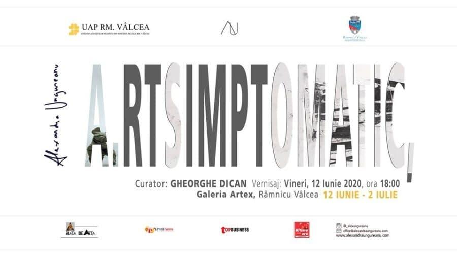 """Expoziția de artă conceptuală ,,A.rtsimptomatic,"""" News"""
