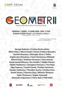 """Expoziția de artă contemporană """"Geometrii"""" News"""
