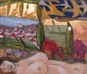 Nud în peisaj Galerie