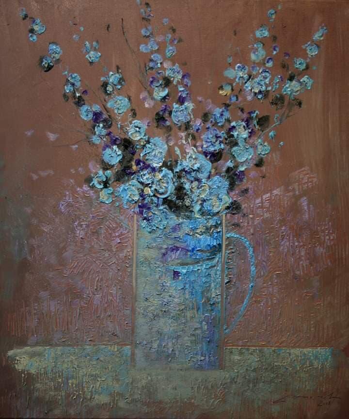Flori Galerie, Pictura