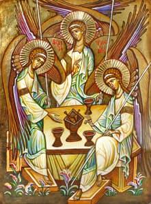 Sfânta Treime Icoane