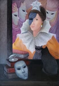 """Carnaval venetian"" Galerie"