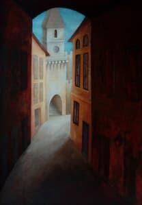 """""""Medieval Afternoon"""" Galerie"""