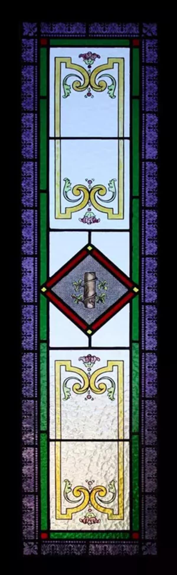 vitraliu decorativ